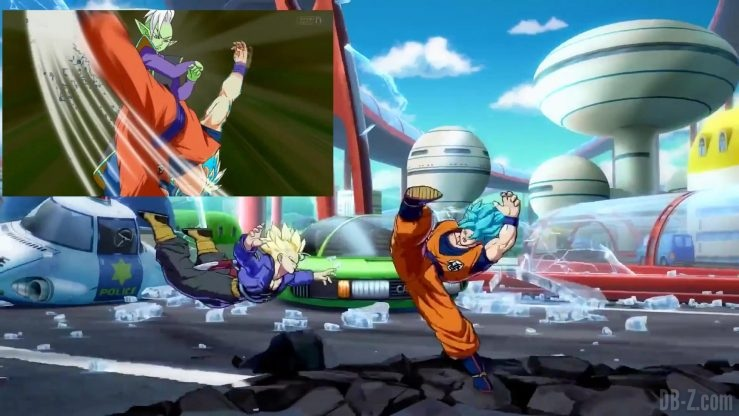 Dragon Ball FighterZ References Manga Anime 16