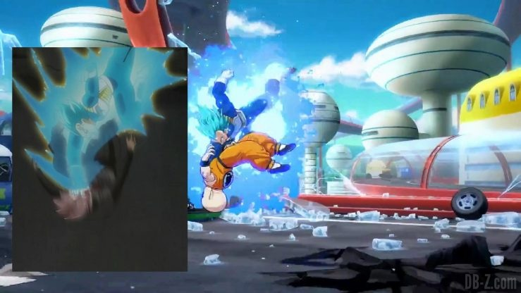 Dragon Ball FighterZ References Manga Anime 19