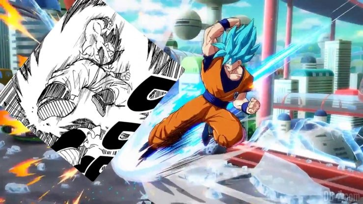 Dragon Ball FighterZ References Manga Anime 25