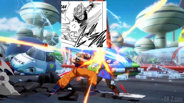 Dragon Ball FighterZ References Manga Anime 32
