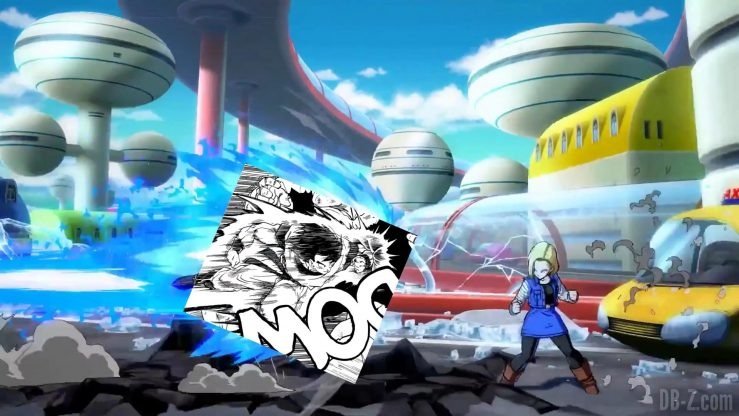 Dragon Ball FighterZ References Manga Anime 8