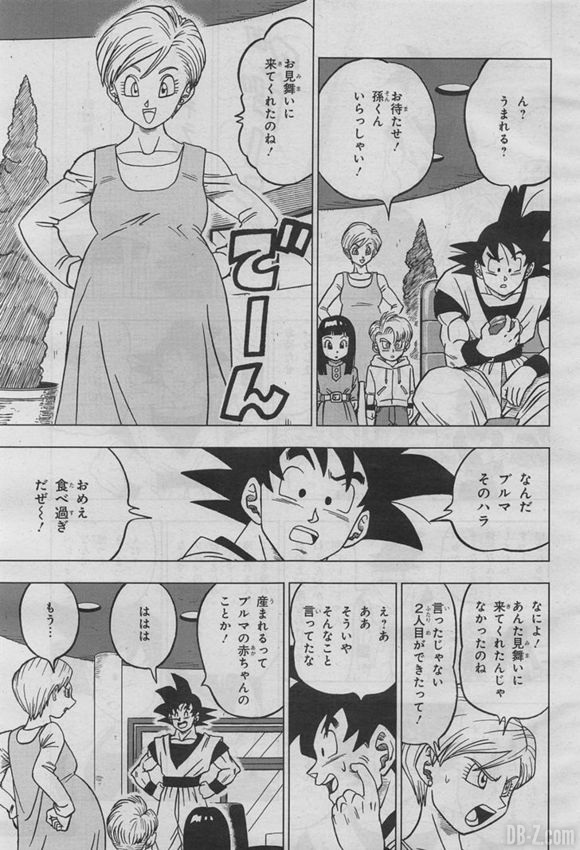Dragon Ball Super Chapitre 27 Leak (16)