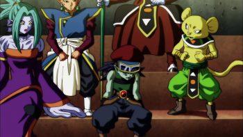 Dragon Ball Super Episode 105 110
