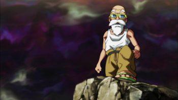 Dragon Ball Super Episode 105 15 Kame Sennin Muten Roshi