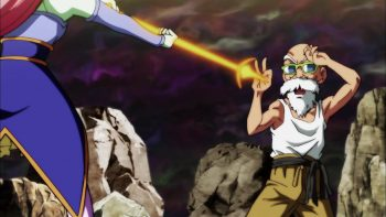 Dragon Ball Super Episode 105 36 Kame Sennin Muten Roshi