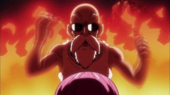 Dragon Ball Super Episode 105 37 Kame Sennin Muten Roshi