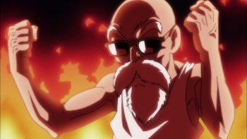 Dragon Ball Super Episode 105 40 Kame Sennin Muten Roshi