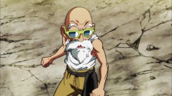 Dragon Ball Super Episode 105 48 Kame Sennin Muten Roshi