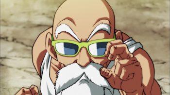 Dragon Ball Super Episode 105 52 Kame Sennin Muten Roshi