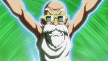 Dragon Ball Super Episode 105 68 Kame Sennin Muten Roshi