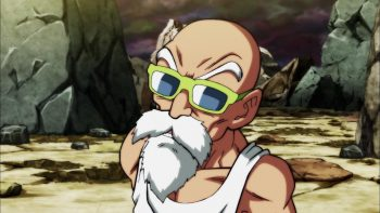 Dragon Ball Super Episode 105 8 Kame Sennin Muten Roshi