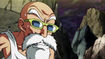 Dragon Ball Super Episode 105 95 Kame Sennin Muten Roshi