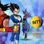 Dragon Ball Super en VF sur NT1