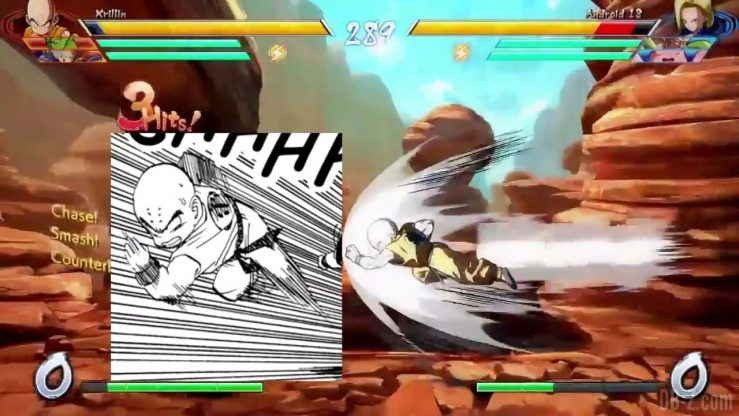 DragonBall FighterZ Krilin references[(001250)2017-08-30-15-52-18]