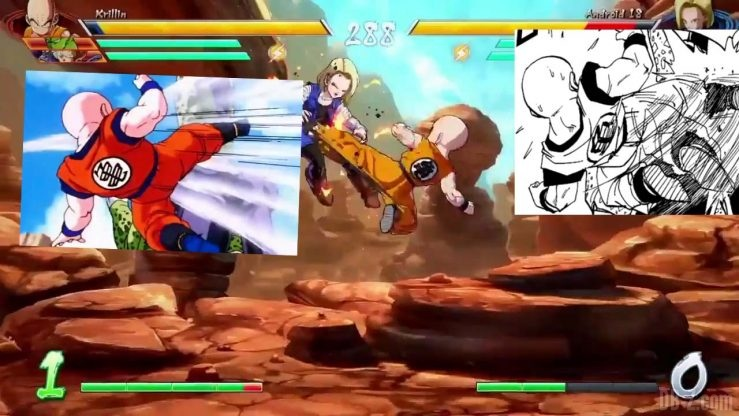 DragonBall FighterZ Krilin references[(001715)2017-08-30-15-52-34]