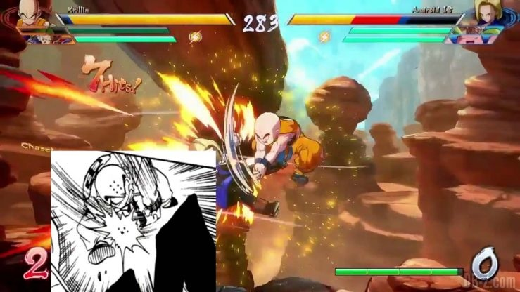 DragonBall FighterZ Krilin references[(002175)2017-08-30-15-52-49]