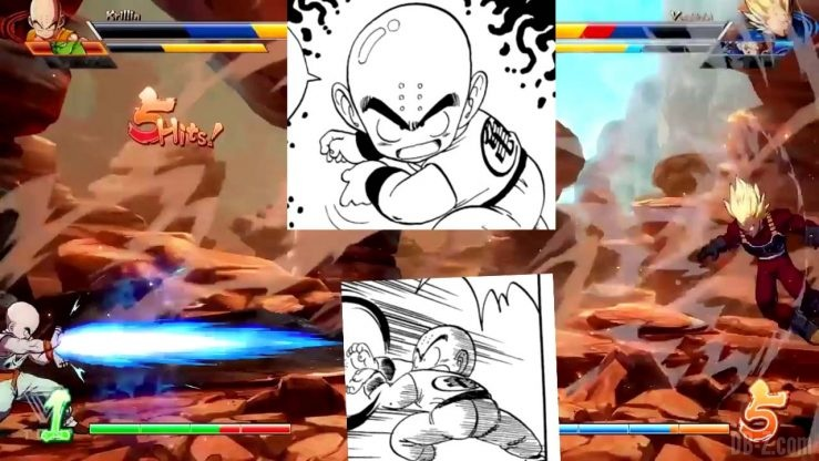 DragonBall FighterZ Krilin references[(003281)2017-08-30-15-53-51]