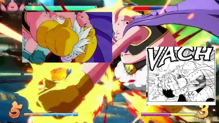 DragonBall FighterZ Majin Buu references[(001895)2017-08-30-15-35-58]