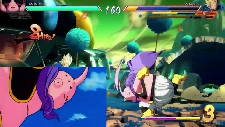 DragonBall FighterZ Majin Buu references[(002063)2017-08-30-15-36-06]