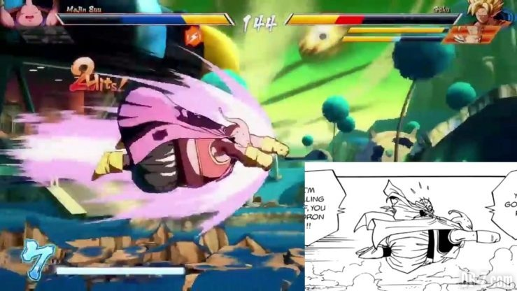 DragonBall FighterZ Majin Buu references[(002420)2017-08-30-15-36-22]