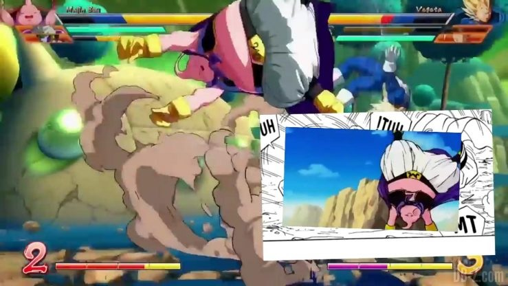 DragonBall FighterZ Majin Buu references[(002901)2017-08-30-15-36-42]