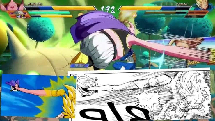 DragonBall FighterZ Majin Buu references[(003030)2017-08-30-15-36-47]