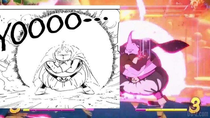 DragonBall FighterZ Majin Buu references[(004903)2017-08-30-15-38-39]