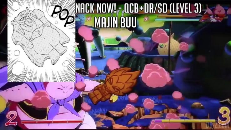 DragonBall FighterZ Majin Buu references[(005573)2017-08-30-15-39-15]