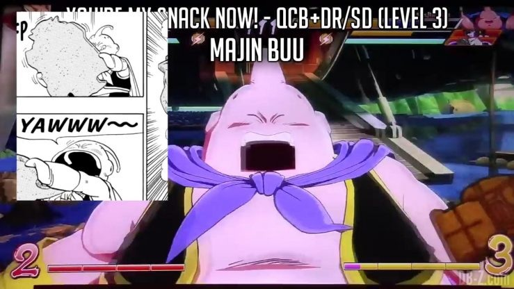 DragonBall FighterZ Majin Buu references[(005593)2017-08-30-15-39-09]
