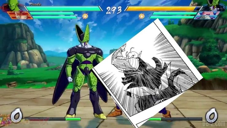 DragonBall FighterZ Piccolo references[(000925)2017-08-30-16-02-04]