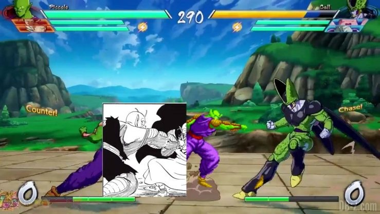 DragonBall FighterZ Piccolo references[(001546)2017-08-30-16-03-01]