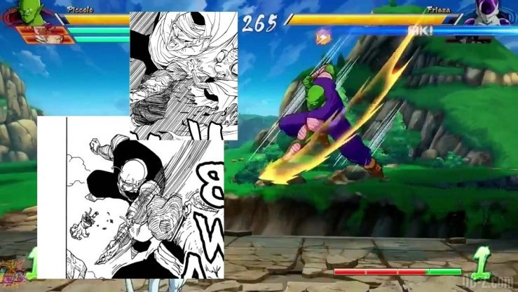 DragonBall FighterZ Piccolo references[(002110)2017-08-30-16-03-23]