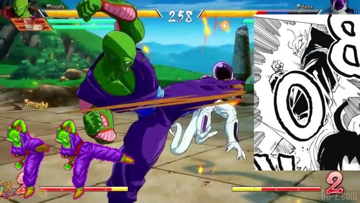 DragonBall FighterZ Piccolo references[(002483)2017-08-30-16-03-35]