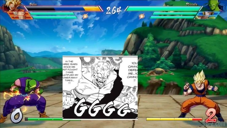 DragonBall FighterZ Piccolo references[(003509)2017-08-30-16-04-10]