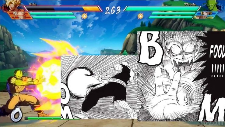 DragonBall FighterZ Piccolo references[(003678)2017-08-30-16-04-19]