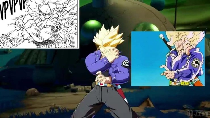 DragonBall FighterZ Trunks references[(001996)2017-08-30-15-58-03]