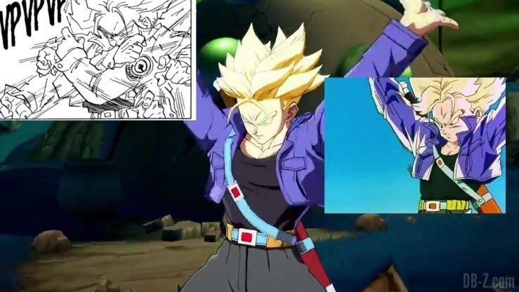DragonBall FighterZ Trunks references[(002089)2017-08-30-15-58-15]