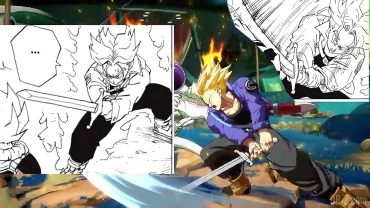 DragonBall FighterZ Trunks references[(002706)2017-08-30-15-58-40]