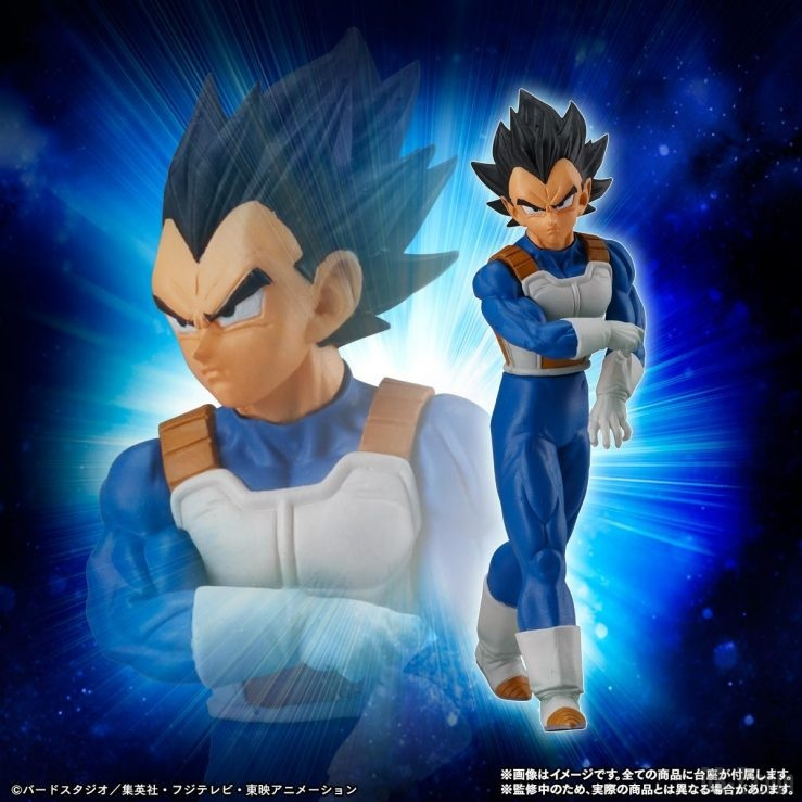 HG Dragon Ball Univers 7 Vegeta