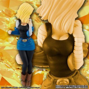 HG girls Android 18 2