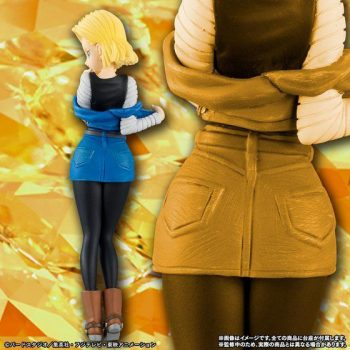 HG girls Android 18 3