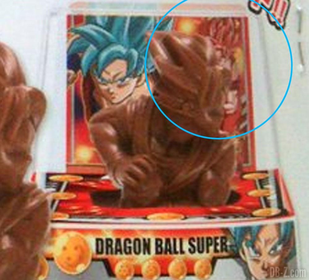 Goku tóc trắng