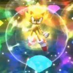 Super Sonic – Sonic Colors