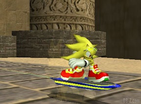 Super-Sonic—Sonic-Riders