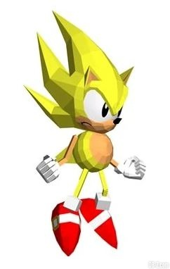 Super Sonic Sonic The Fighters