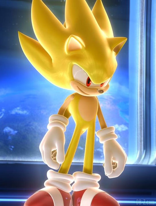 Super-Sonic—Sonic-Unleashed