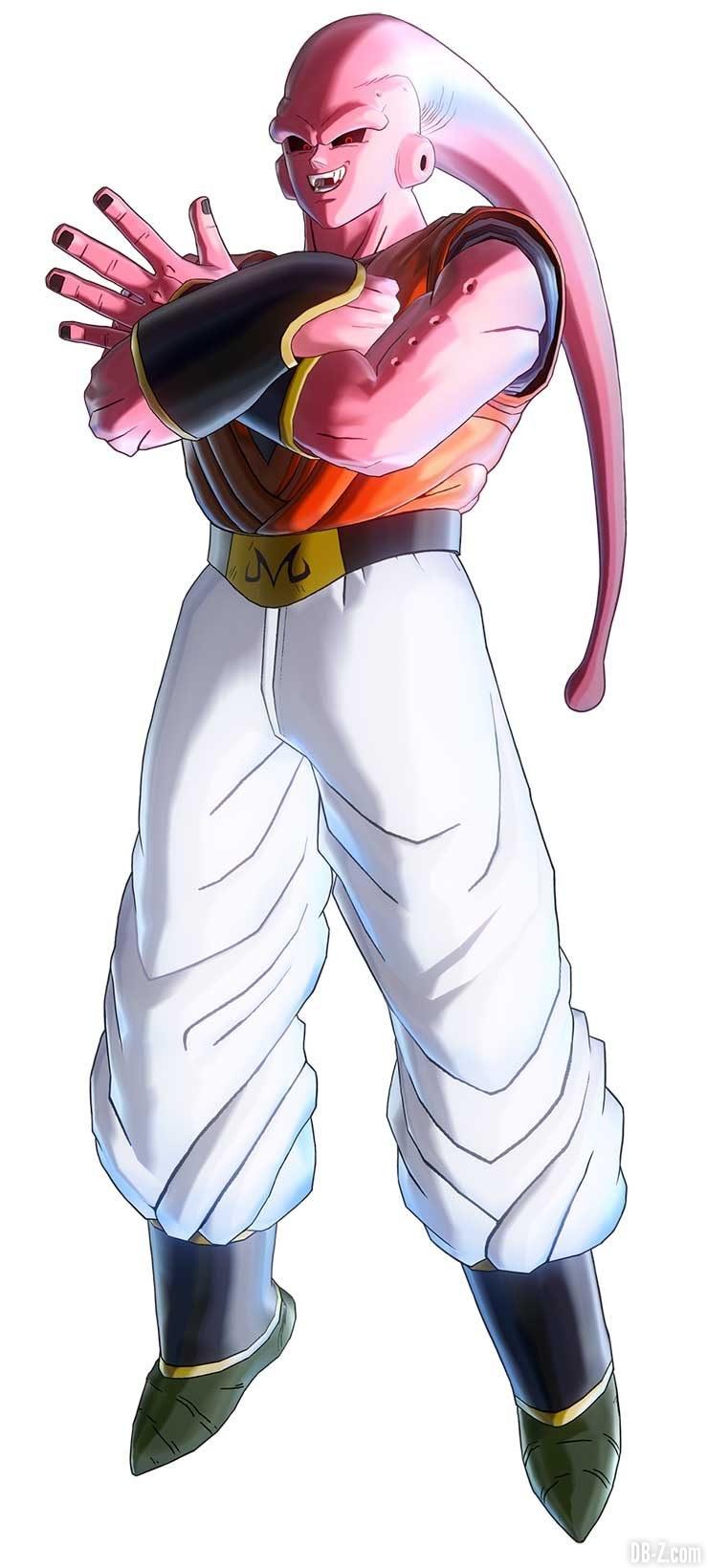 Buuhan 2 Dragon Ball Xenoverse 2