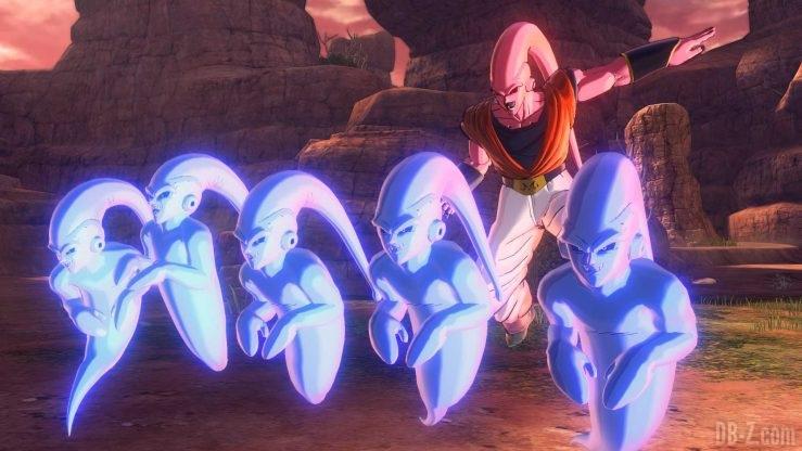 Buuhan ghosts Dragon Ball Xenoverse 2