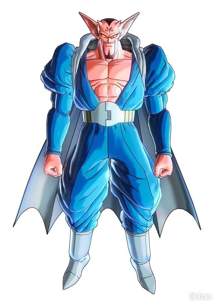 Dabra art Dragon Ball Xenoverse 2
