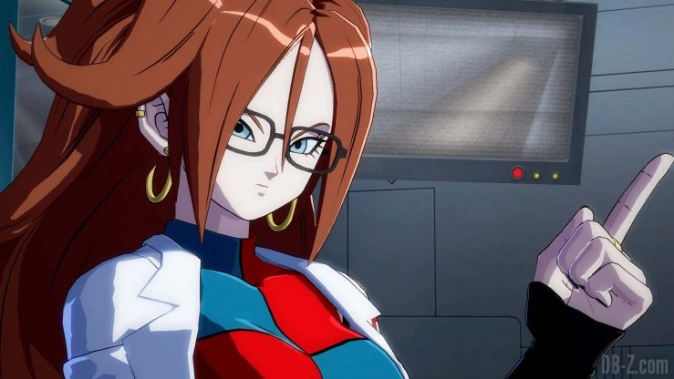 Dragon Ball FighterZ Android 21 C-21 1